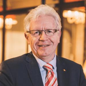 profielfoto president-voorzitter Belgian Chambers René Branders