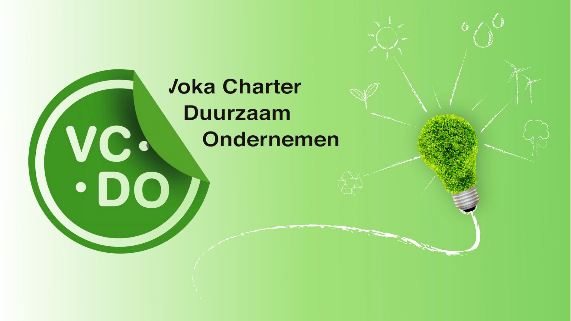 VCDO - Uw weg naar duurzaamheid